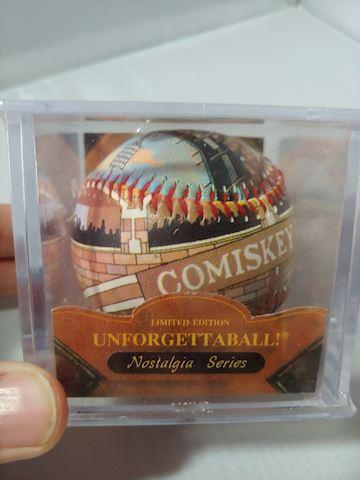 Unforgettaball! Comiskey Park Nostalgia Baseball