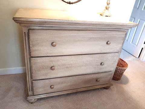 Vintage Dresser Solid Wood