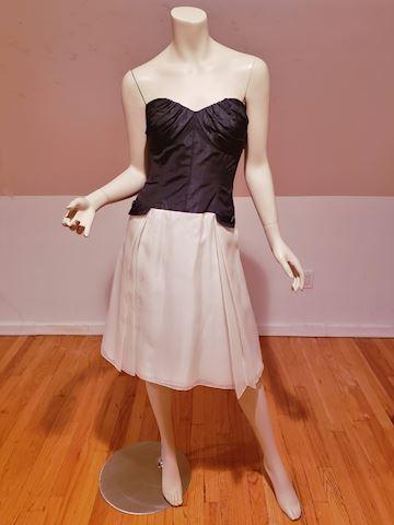 Carolina Herrera Couture Silk Organza dress