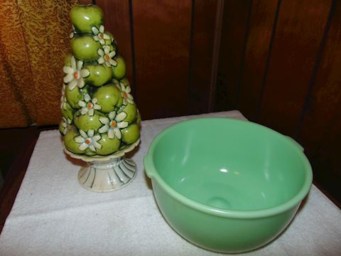 Fruit Tower and Jadeite