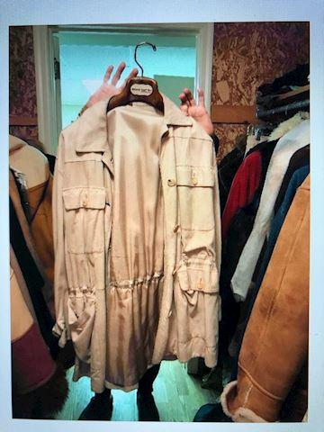 jacket rain coat