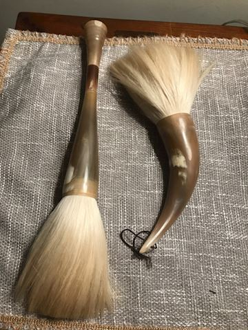 2 Calligraphy Brushes