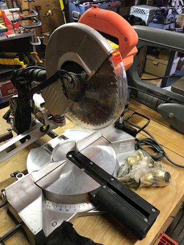 Homecraft miter saw