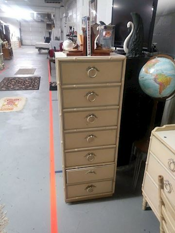 7 Drawer Lingerie chest w/ Removable Jewelry Tray