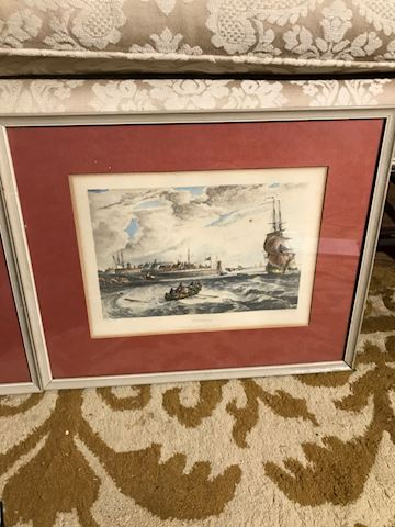 Liv.  580.  Sheerness and Gravesend Prints