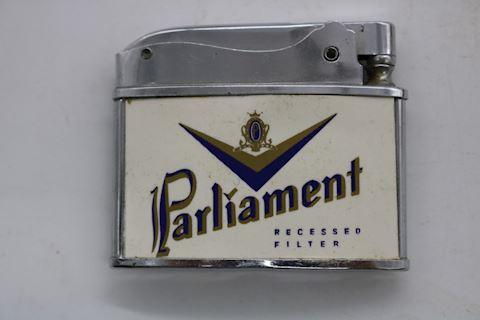 Vintage Parliament Cigarettes Lighter Japan