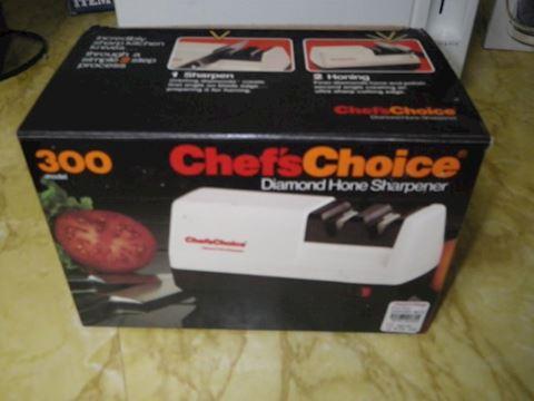 Chef's Choice Diamond Knife Sharpener