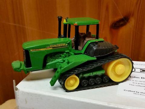 ertl diecast john deere 9420t tractor