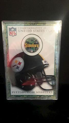 Pittsburgh Steelers 2003 US Coins Half Dollar