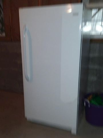 Frigidaire  Frost-free Upright Freezer