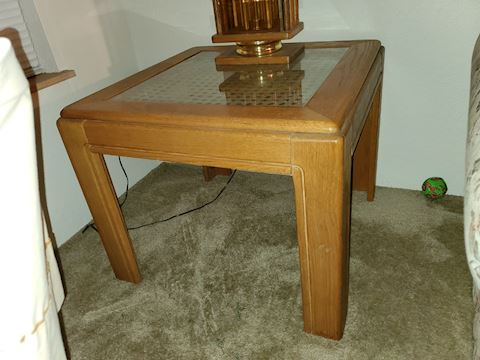 2 End Table