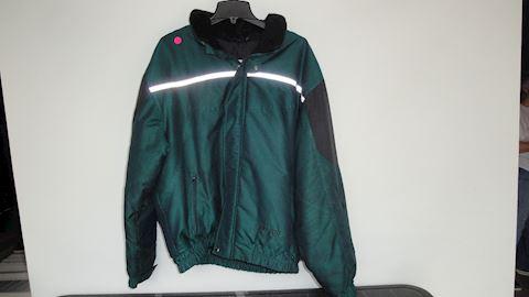 Green Ski-doo Rotax jacket lot #92