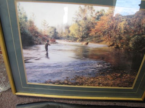 Fly Fishing the West - A Numbered Print