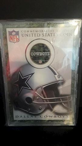 Dallas Cowboys 2003 US Coin