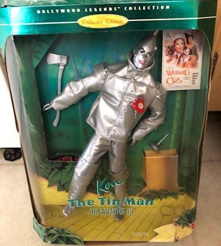Ken as the Tin Man