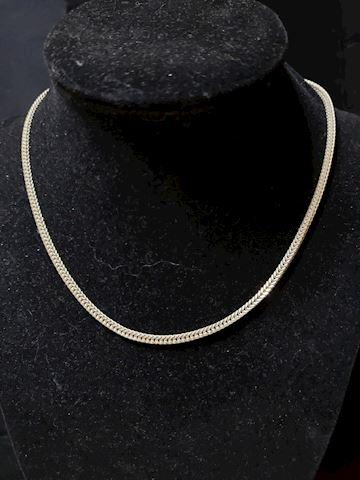 """15"""" 925 Herringbone Chain"""