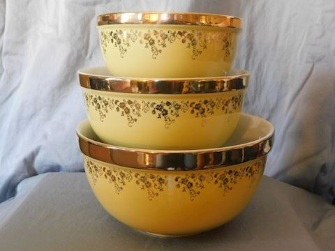 Hall Nesting bowls