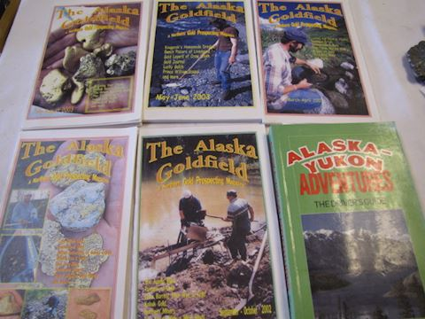 Prospecting in Alaska?  Some Guides and Tips