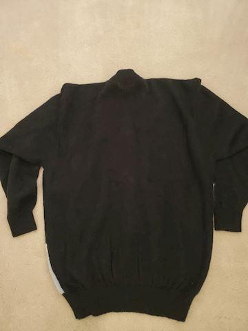 Angora Christmas sweater