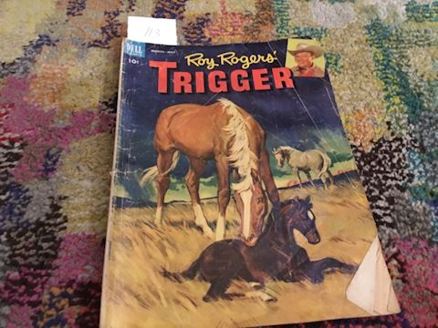 Roy Rodgers Trigger