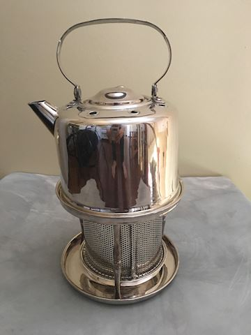 Antique Coffee Pot - Unique Design - Must See!