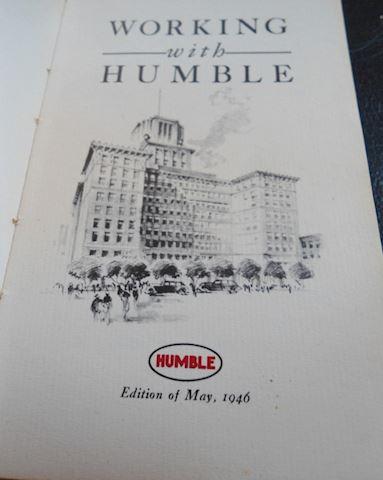 May 1946 Humble Oil Handbook