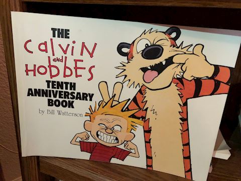 Calvin and Hobbes Bill Watterson Books - 15 Total