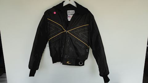 Black Ski-doo Bombardier jacket Lot #94