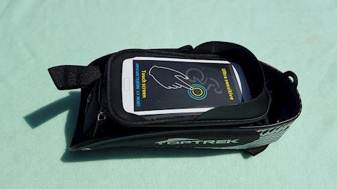 TopTrek Bike Phone Pouch