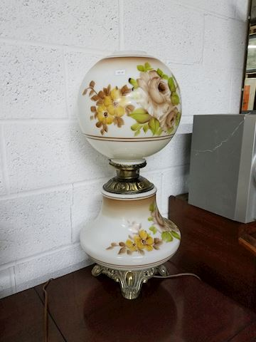 Gorgeous Hurricane Lamp