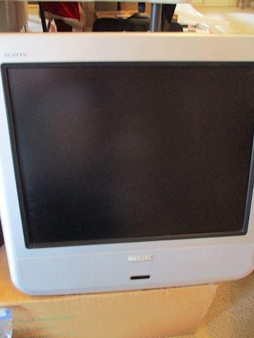 Phillips Flat TV