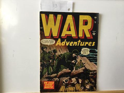 War adventures..may