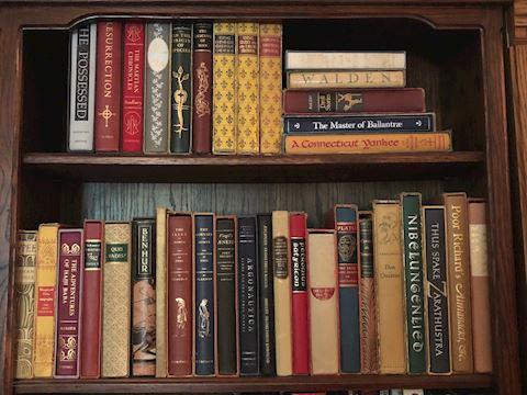 Classical Literature Books - 36 Total