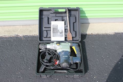 Chicago Electric Variable Speed Rotary Hammer