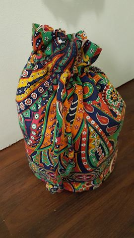 Vera Bradley Duffle Bag Purse