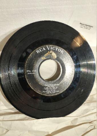 Album Vinyl Johnnie & Jack