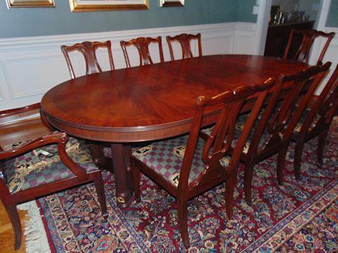 Henkel Harris Dining Room Table
