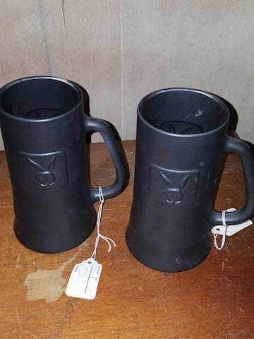 Vintage Playboy Mugs