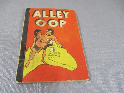Miniature Alley oop Book