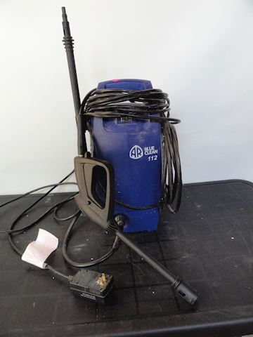 pressure washer lot #119