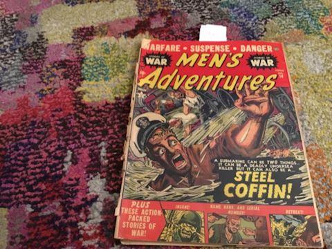 Men's adventures 14