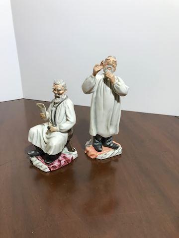 Liv.  540. Doctor Sculptures From Japan