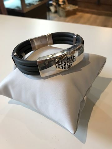 Harley Davidson bracelet sterling