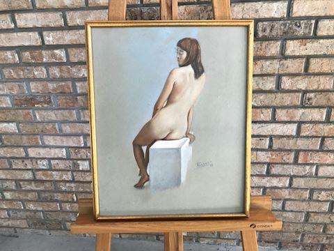 Lou Roussano Original Nude