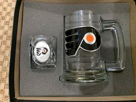 Philadelphia Flyers Mug Set