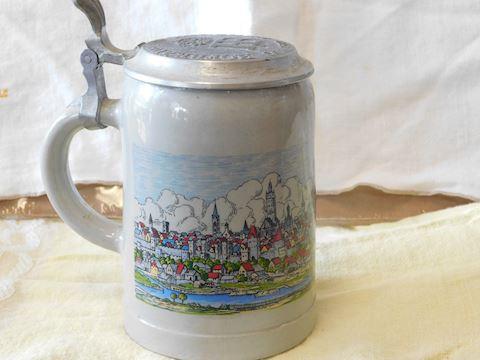 Munchen Germany Souvenir Beer Stein