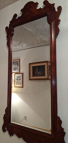 Henredon mirror
