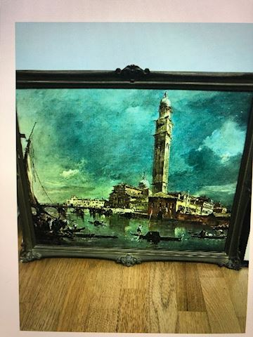Painting with Certificate