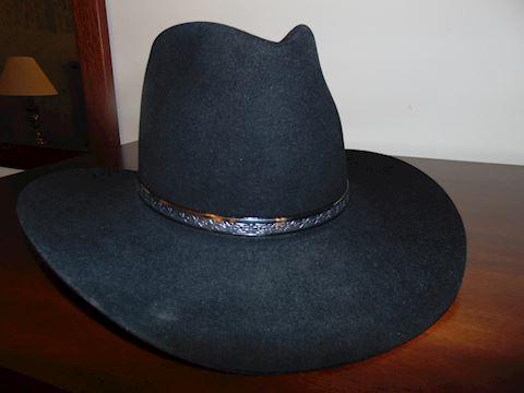 Resistol 10-Gallon Felt Dress Hat