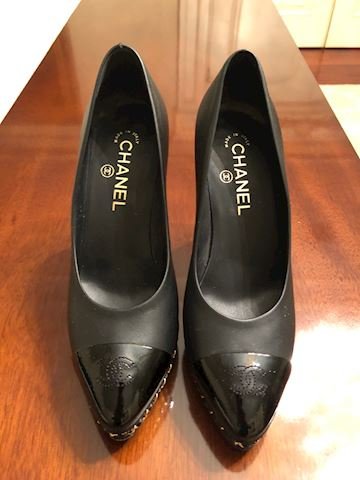 Chanel Shoes with Heel